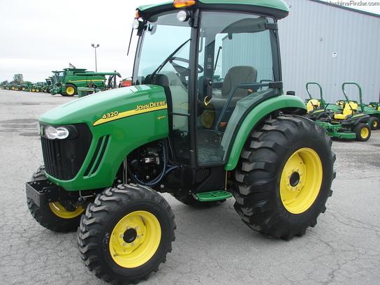 2013 John Deere 4320 - Compact Utility Tractors - John Deere ...