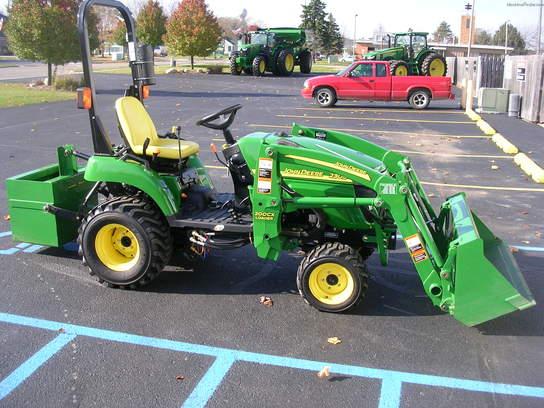 2008 John Deere 2305 Tractors - Compact (1-40hp.) - John Deere ...