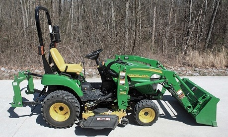 John Deere Rear Engine Lawn Tractors, John, Free Engine Image For User ...