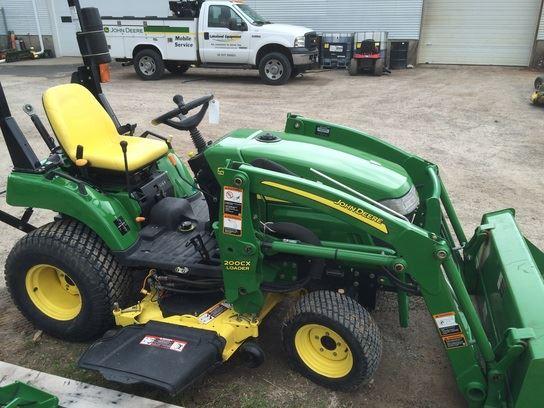 ..., Year: 2009 | Used John Deere 2305 compact tractors - Mascus USA