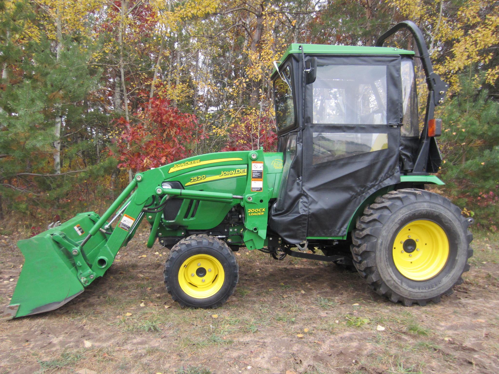 2010 John Deere 2520 Tractors - Compact (1-40hp.) - John Deere ...