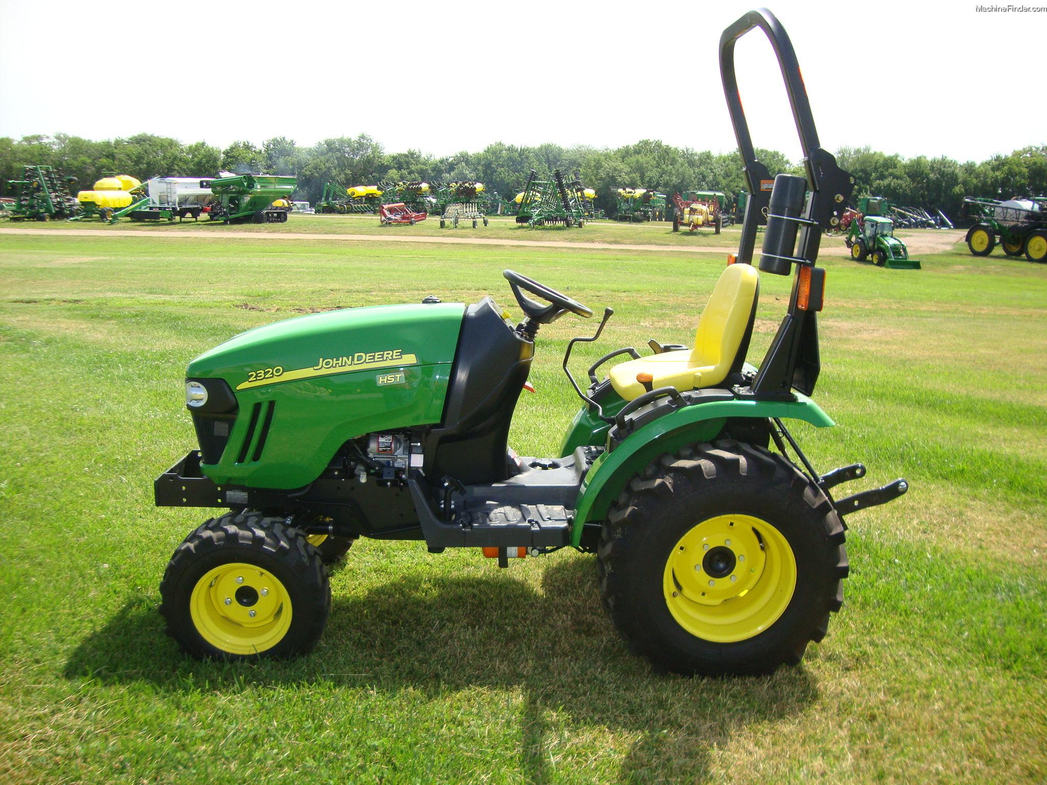 2010 John Deere 2320 Tractors - Compact (1-40hp.) - John Deere ...