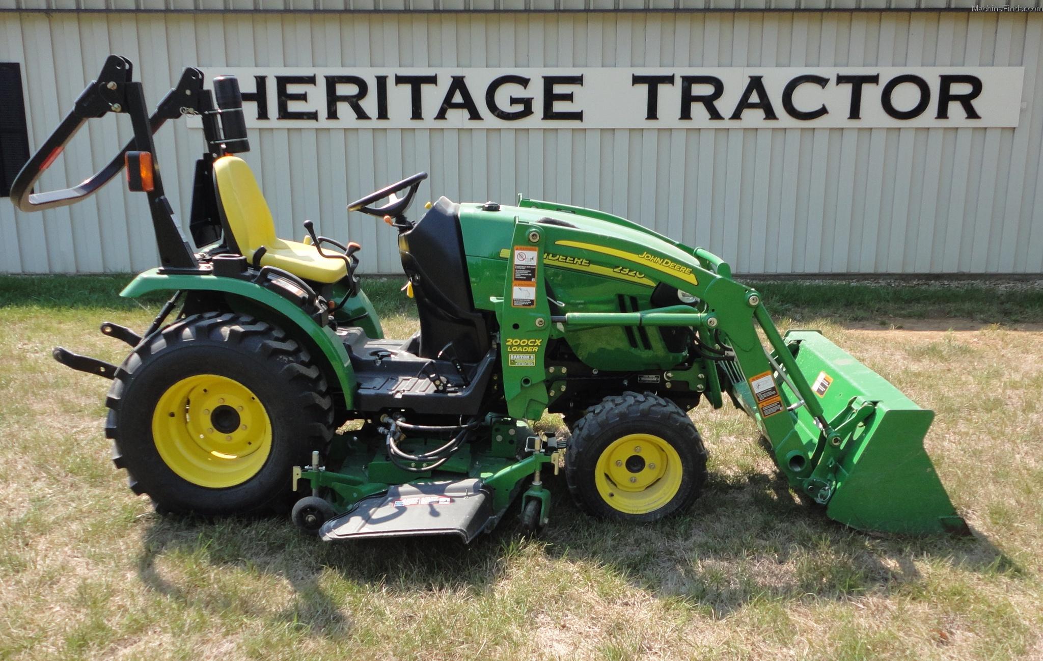 2008 John Deere 2320 Tractors - Compact (1-40hp.) - John Deere ...