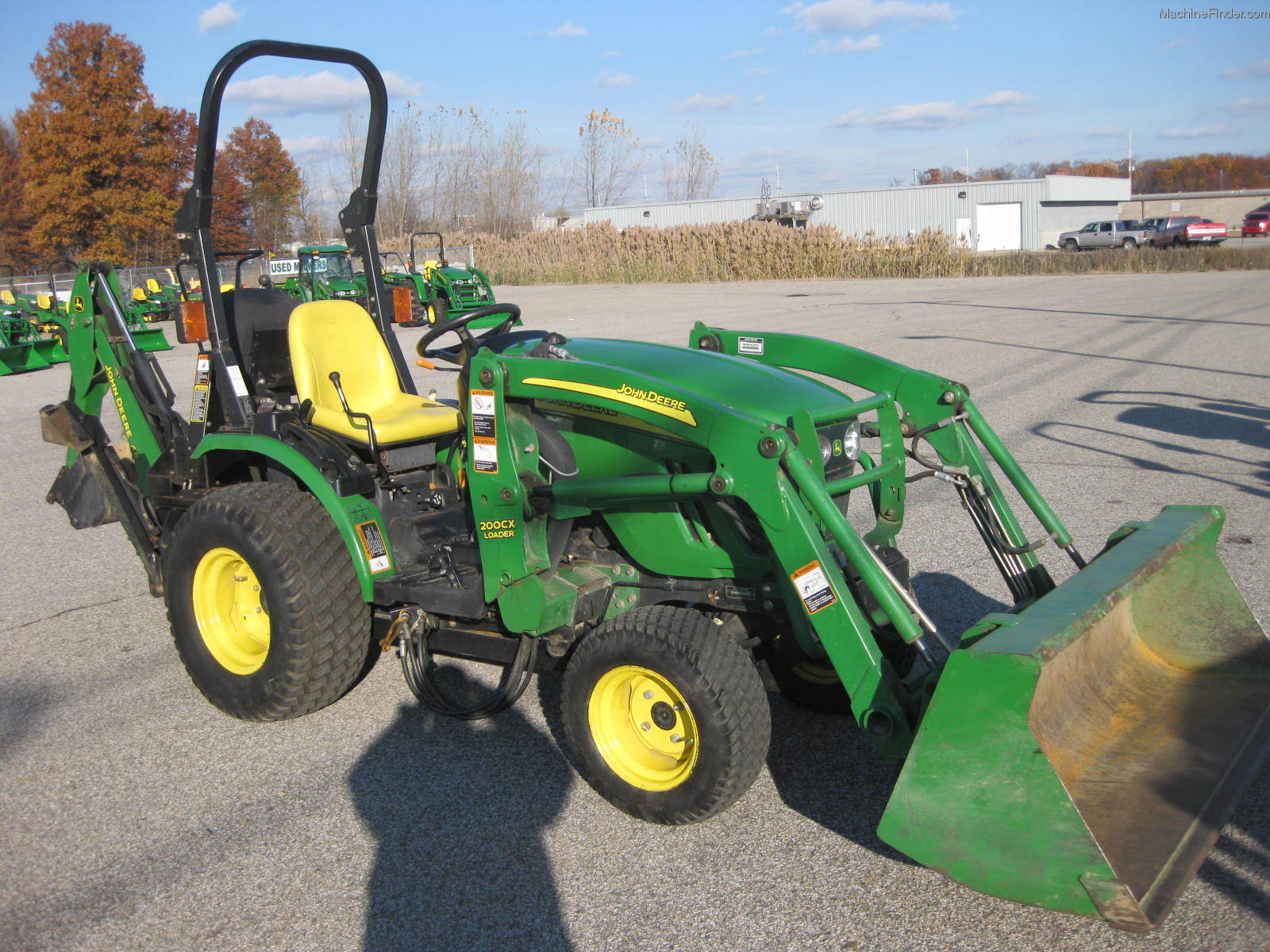 2006 John Deere 2320 Tractors - Compact (1-40hp.) - John Deere ...