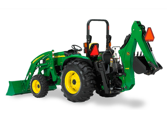 4720 Compact Tractor