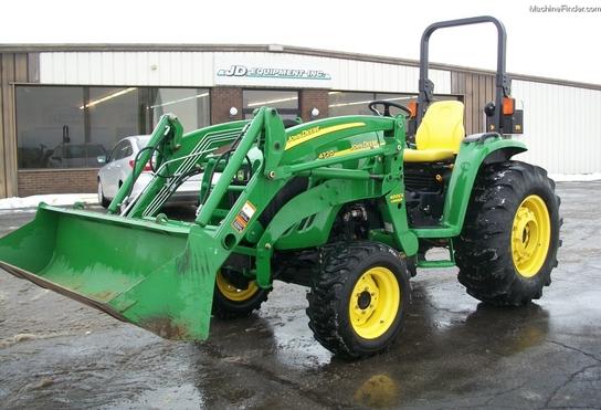 2010 John Deere 4720 Tractors - Compact (1-40hp.) - John Deere ...