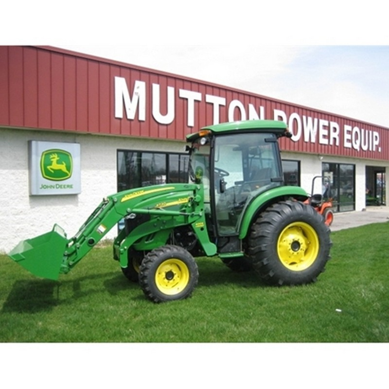 John Deere 4720 Compact Utility Tractor   Mutton Compact Tractor Sales