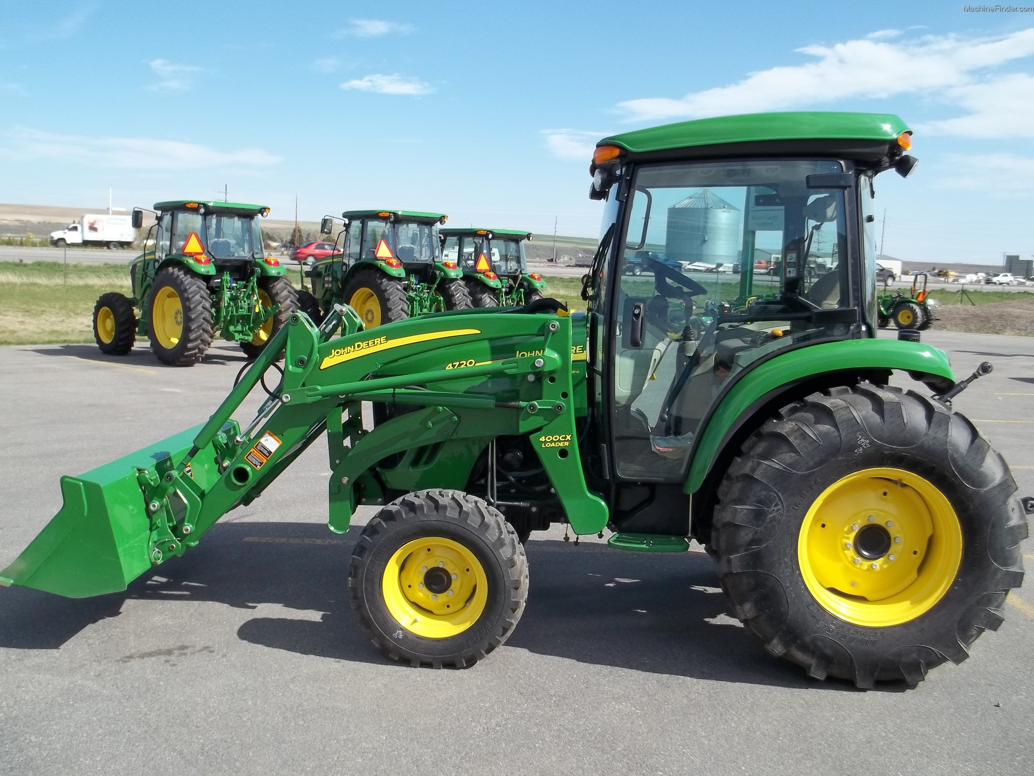 2013 John Deere 4720 Tractors - Compact (1-40hp.) - John Deere ...
