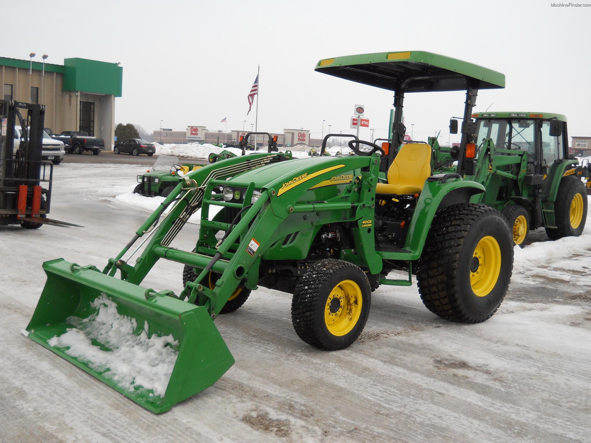 2005 John Deere 4720 Tractors - Compact (1-40hp.) - John Deere ...