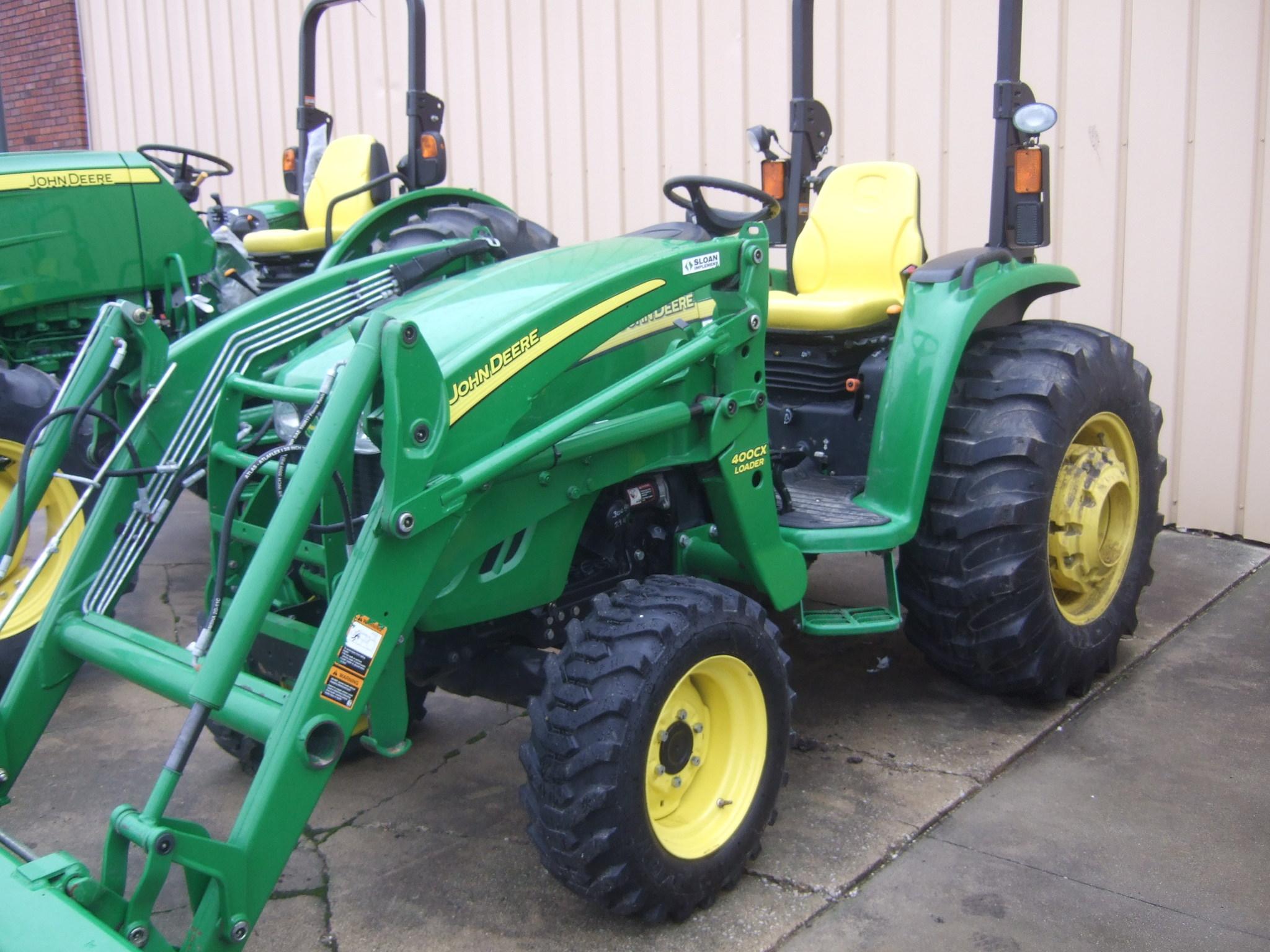 John Deere 4720 Compact Utility Tractors for Sale   [35389]