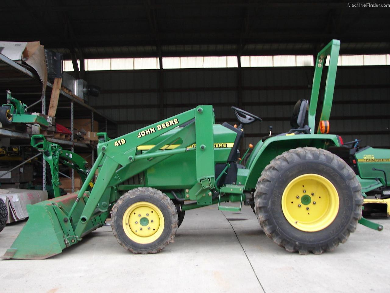 2004 John Deere 790 Tractors - Compact (1-40hp.) - John Deere ...
