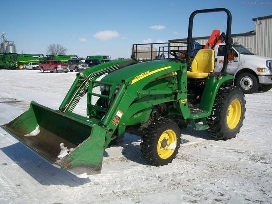 2008 John Deere 3120 Tractors - Compact (1-40hp.) - John Deere ...