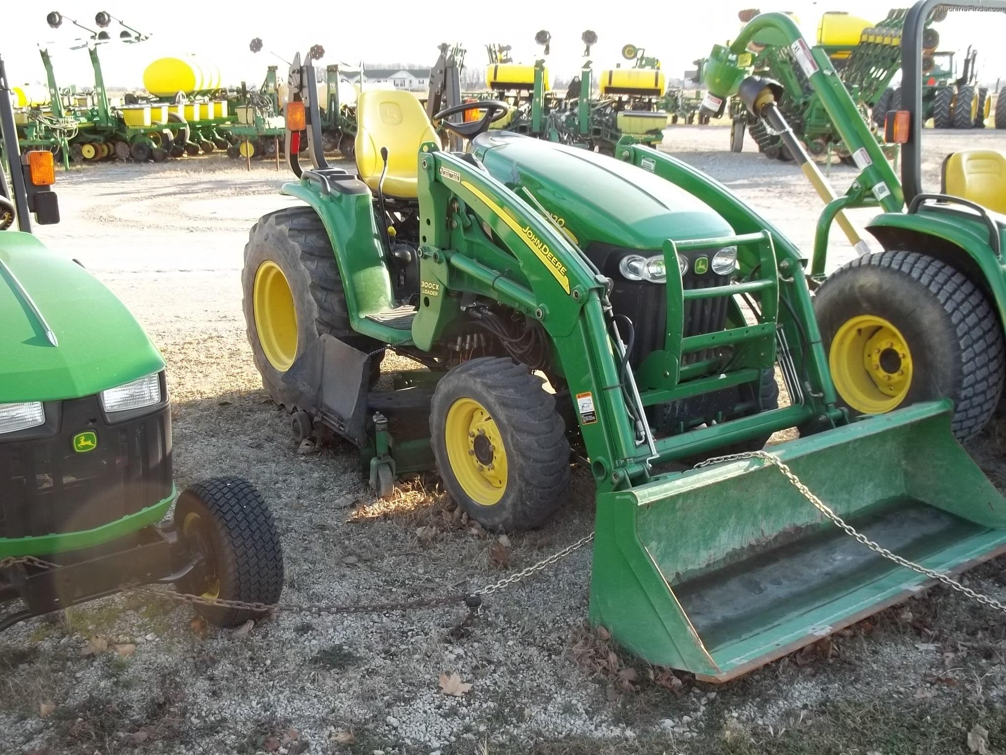 2005 John Deere 3120 Tractors - Compact (1-40hp.) - John Deere ...