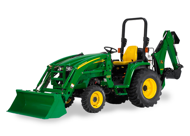 ... Efficiency To The Field With The John Deere 3520 Tractor | Farms.com