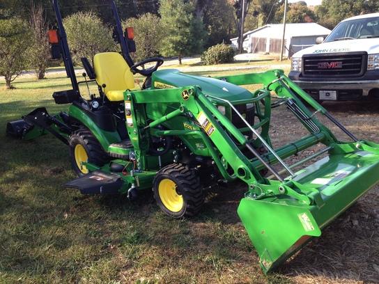 2014 John Deere 1025R TLB Tractors - Compact (1-40hp.) - John Deere ...