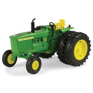 John-Deere-1-16-Scale-4020-Big-Farm-Lights-n-Sounds-Toy-Farm-Tractor ...