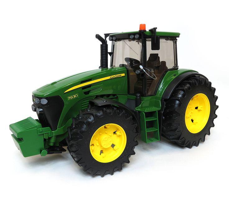 about John Deere 7930 on Pinterest   Tractors, John deere tractors ...