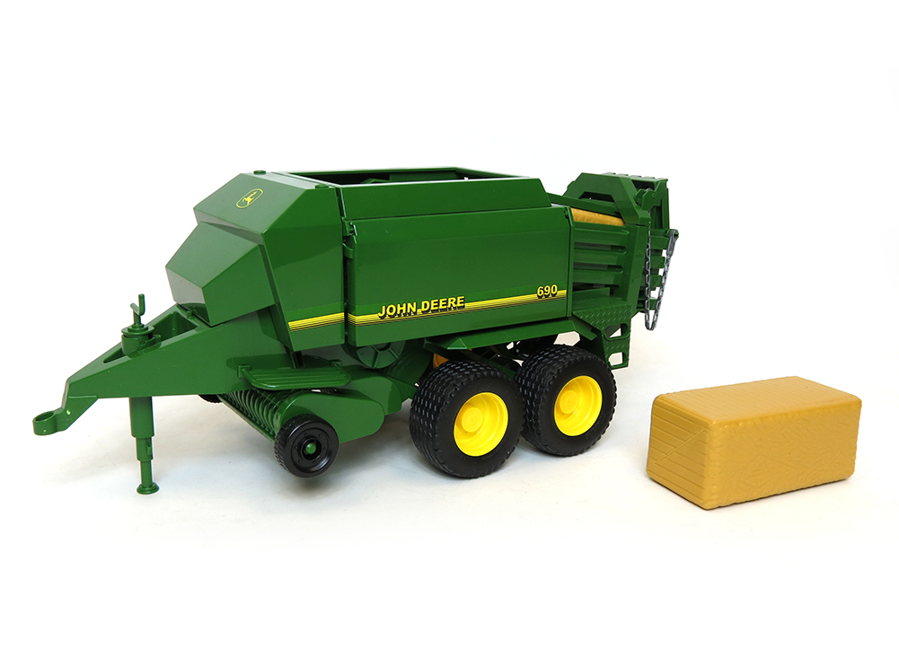 16th John Deere 6920 Tractor with Front Loader by Bruder