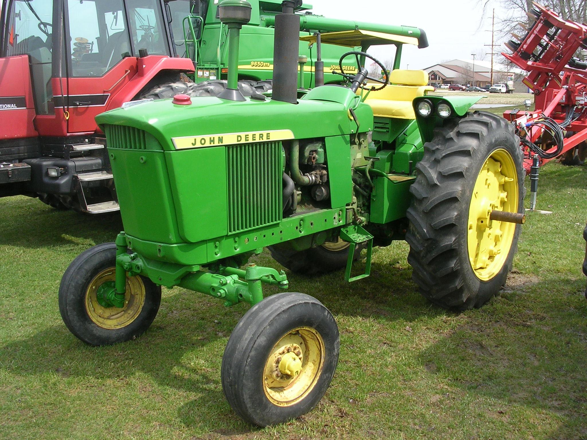 ... 1964 John Deere 3020 Tractors - Row Crop (+100hp) - John Deere