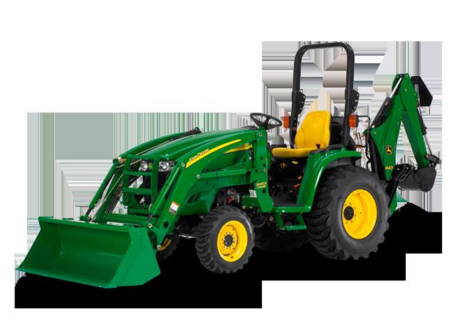 John Deere 3520 3020 3000 Series Compact Utility Tractors