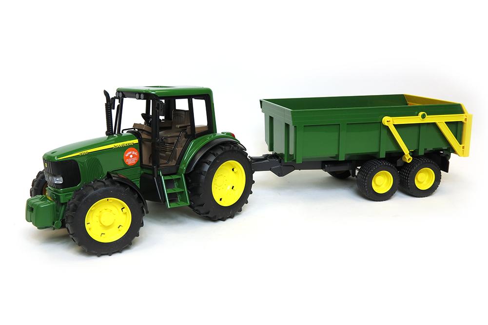 Farm Toy Replicas > John Deere > John Deere Toy Tractors >