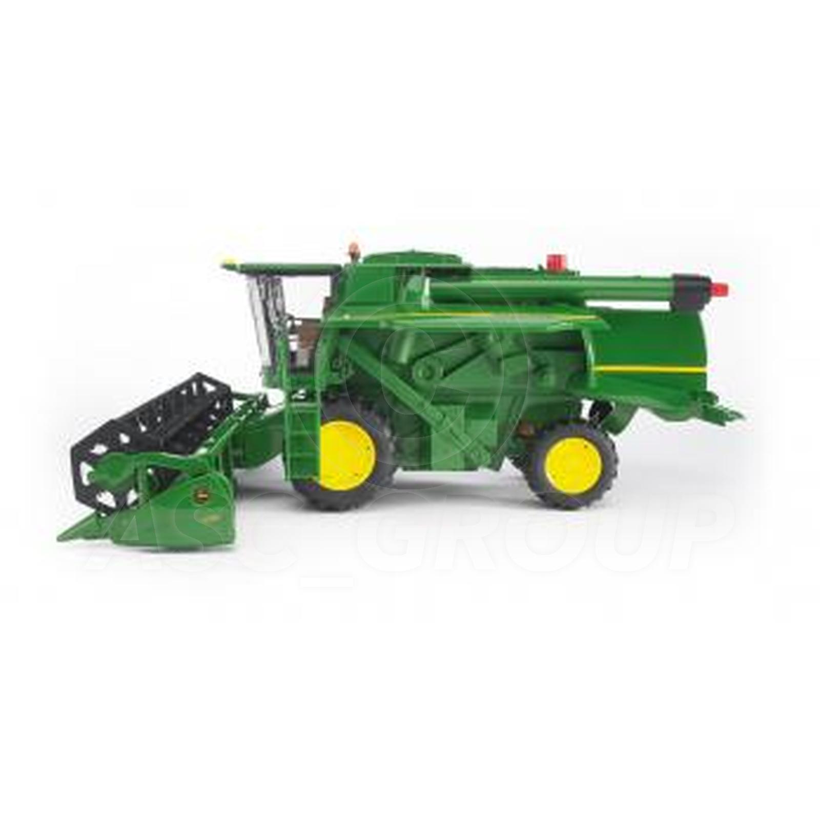 Bruder Toys 02132 Pro Series John Deere Combine Harvester T670i - 1:16 ...