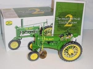 16 John Deere BWH-40 Precision #2 Collector Center Tractor W/Box ...