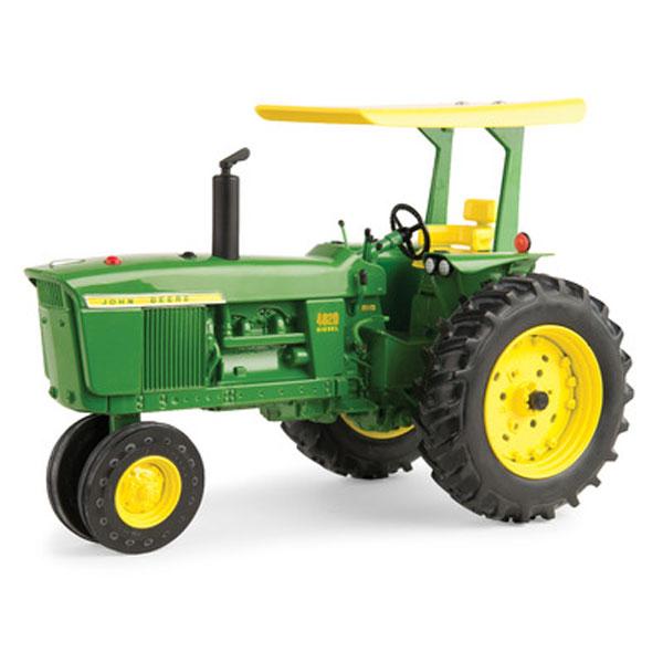 John Deere 1:16 Prestige Collection 4020 Diesel Narrow Front Tractor ...