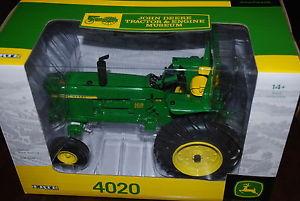16-John-Deere-4020-w-rops-Diesel-Tractor-amp-Engine-Museum-grand ...