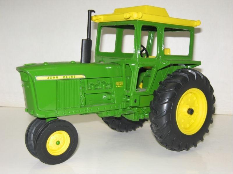16 JOHN DEERE 4020 DIESEL NARROW-FRONT w/CAB NO BOX | eBay
