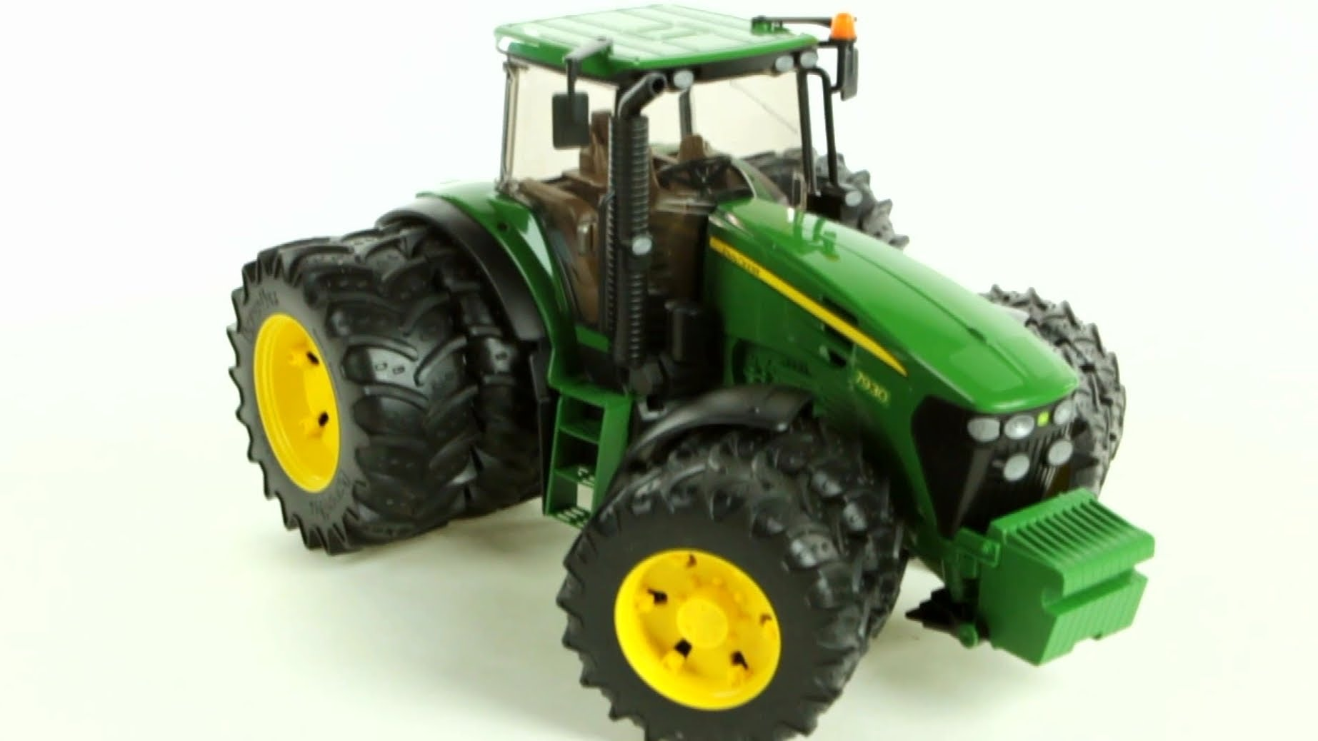 John Deere 7930 Tractor with Twin Tyres (Bruder 03052) - Muffin Songs ...