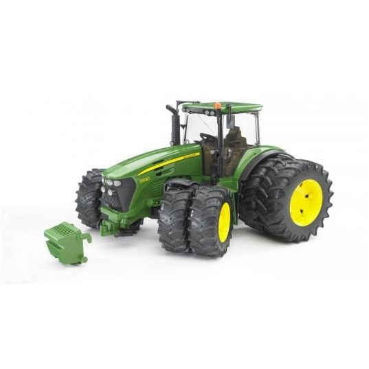 Bruder John Deere 7930 Tractor with Dual Tires 9808 by Bruder Toys ...