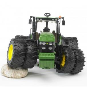 Bruder John Deere 7930 Tractor with Twin Tyres 03052 - Farm Toys ...