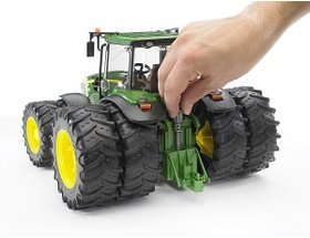 bruder toys john deere 7930 with twin tyres brand bruder toys model ...