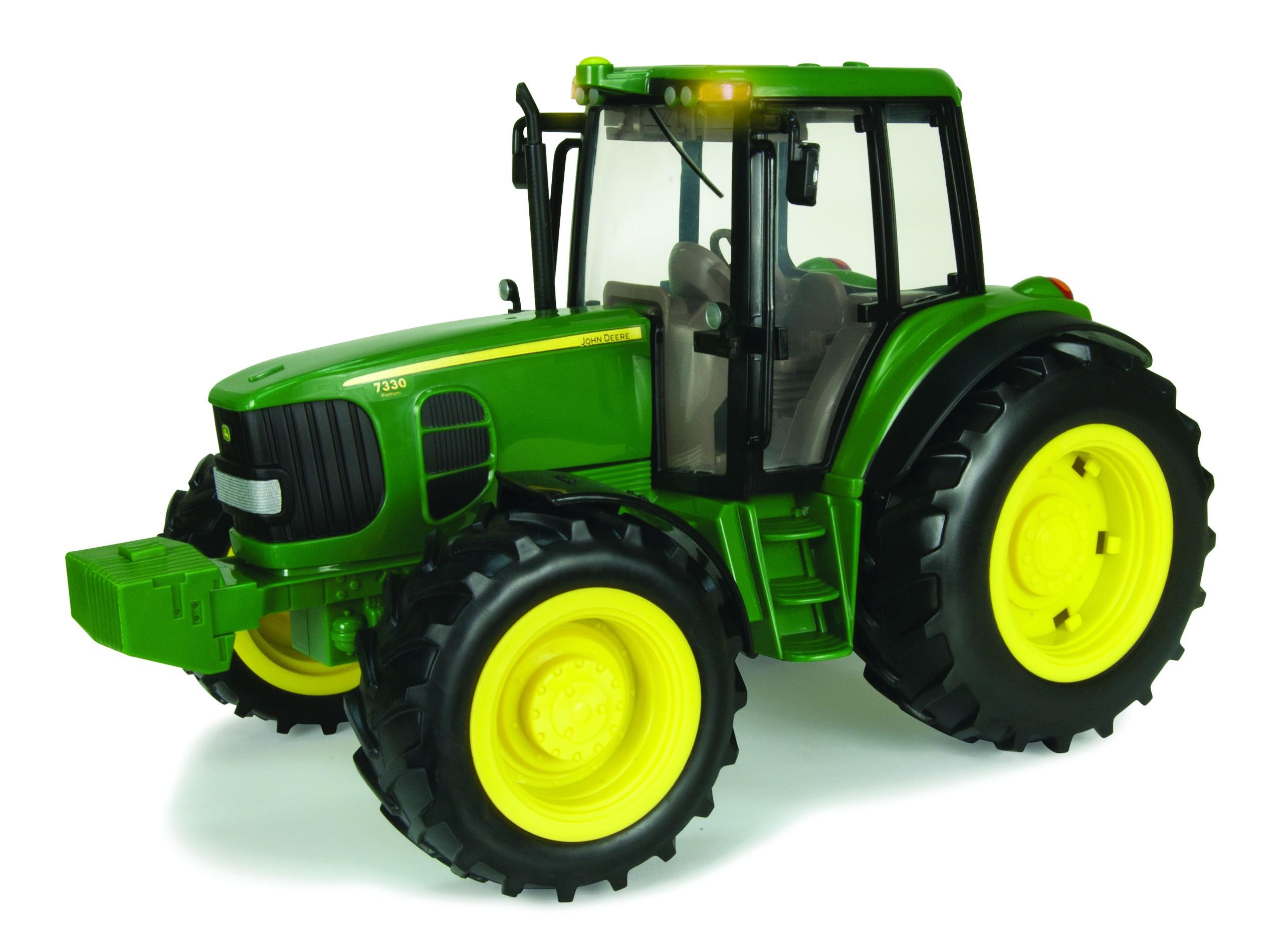 John Deere 7330 Big Farm Tractor   QC Supply