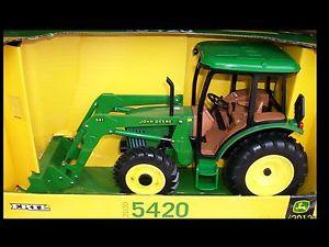 ... Manufacture > See more 1 16 John Deere 5420 With 541 Loader Ertl