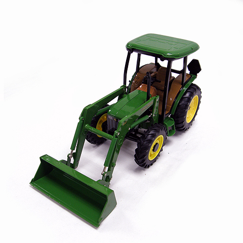 Ertl 15357 1:16 John Deere 5420 Tractor with Cab and Loader