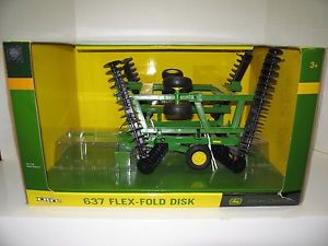 16 JOHN DEERE 637 FLEX-FOLD DISK NIB | eBay