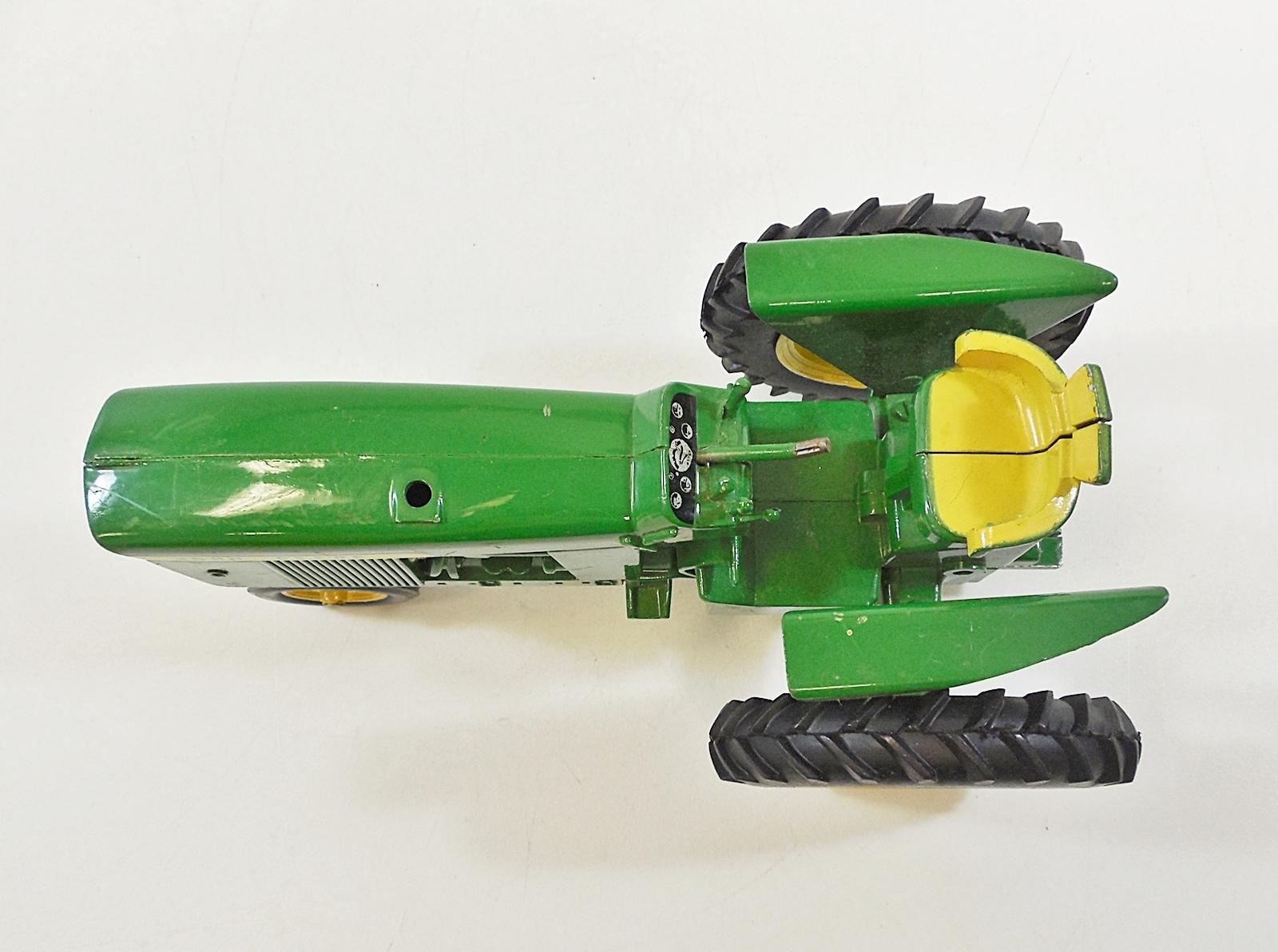 ... 1960's John Deere Metal Toy Tractor ERTL 1/16 - Model 3010 3020 4020