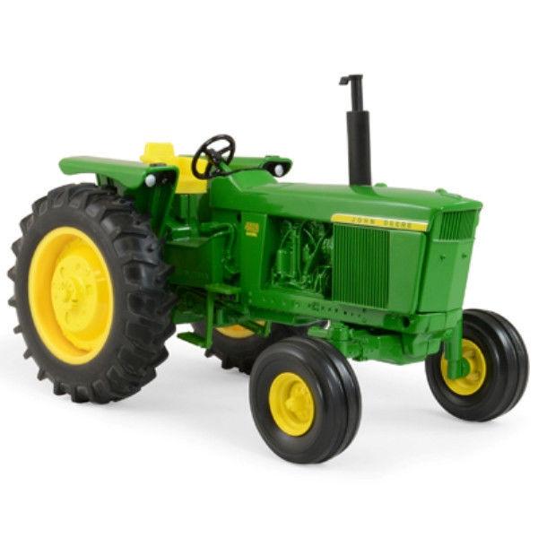 John Deere 1/16 4520 Wide Front Tractor Diecast Ertl Farm Toy TBE45463 ...
