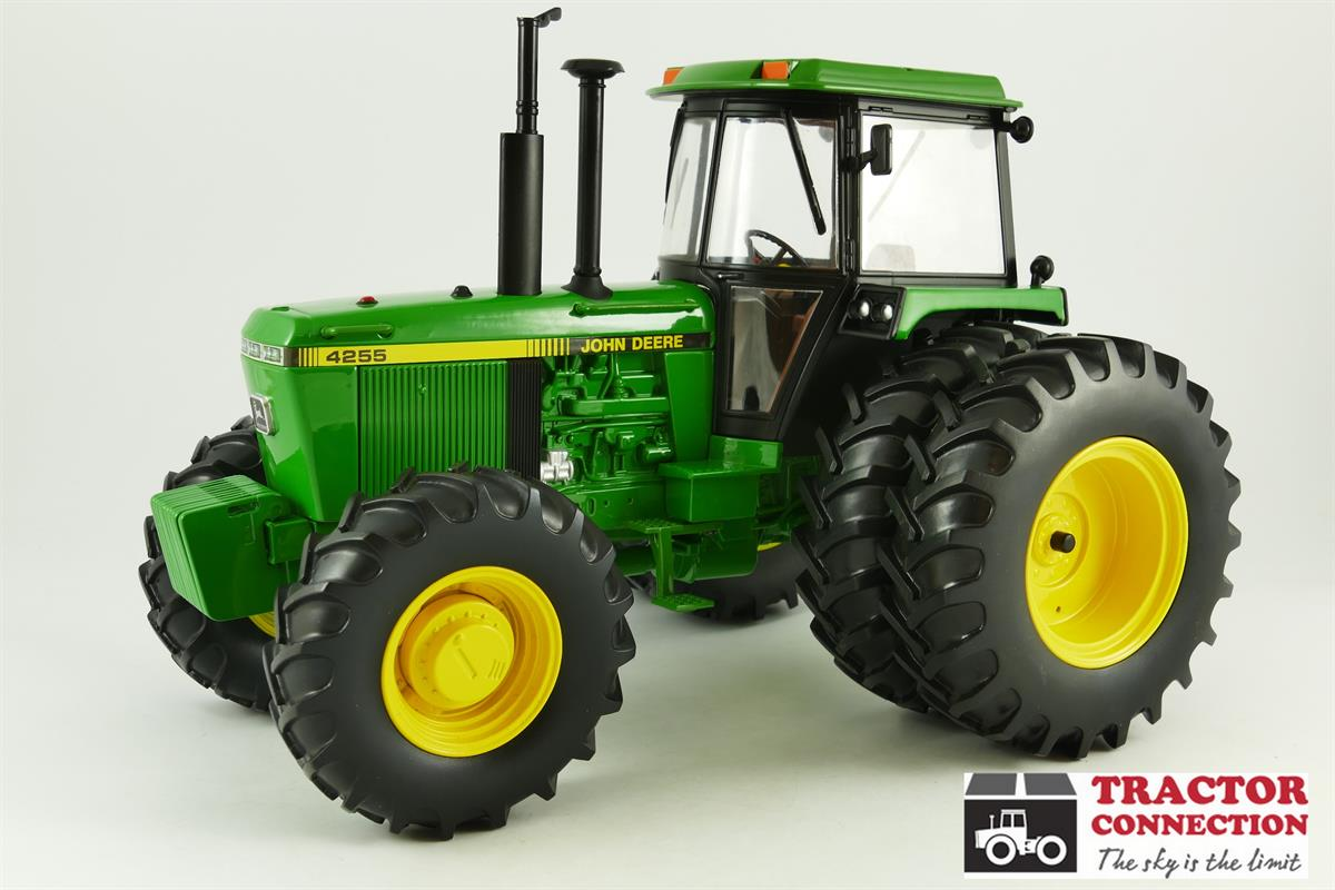 ... in scale models & miniatures - Ertl - Scale 1:16 - John Deere 4255