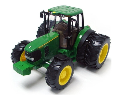 TRACTOR BIG FARM 7430 WITH DUAL AND CAB LIGHTS AND SOUND JOHN DEERE ...