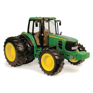 John Deere 1/16th Scale Big Farm 7430 with Duals and Lights and Sound ...