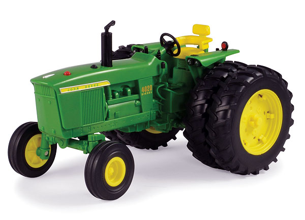 46292 - ERTL John Deere 4020 Tractor Big Farm