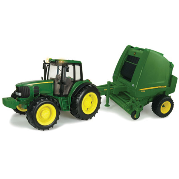 july 2012 john deere additions john deere 1 16 scale big farm tractor