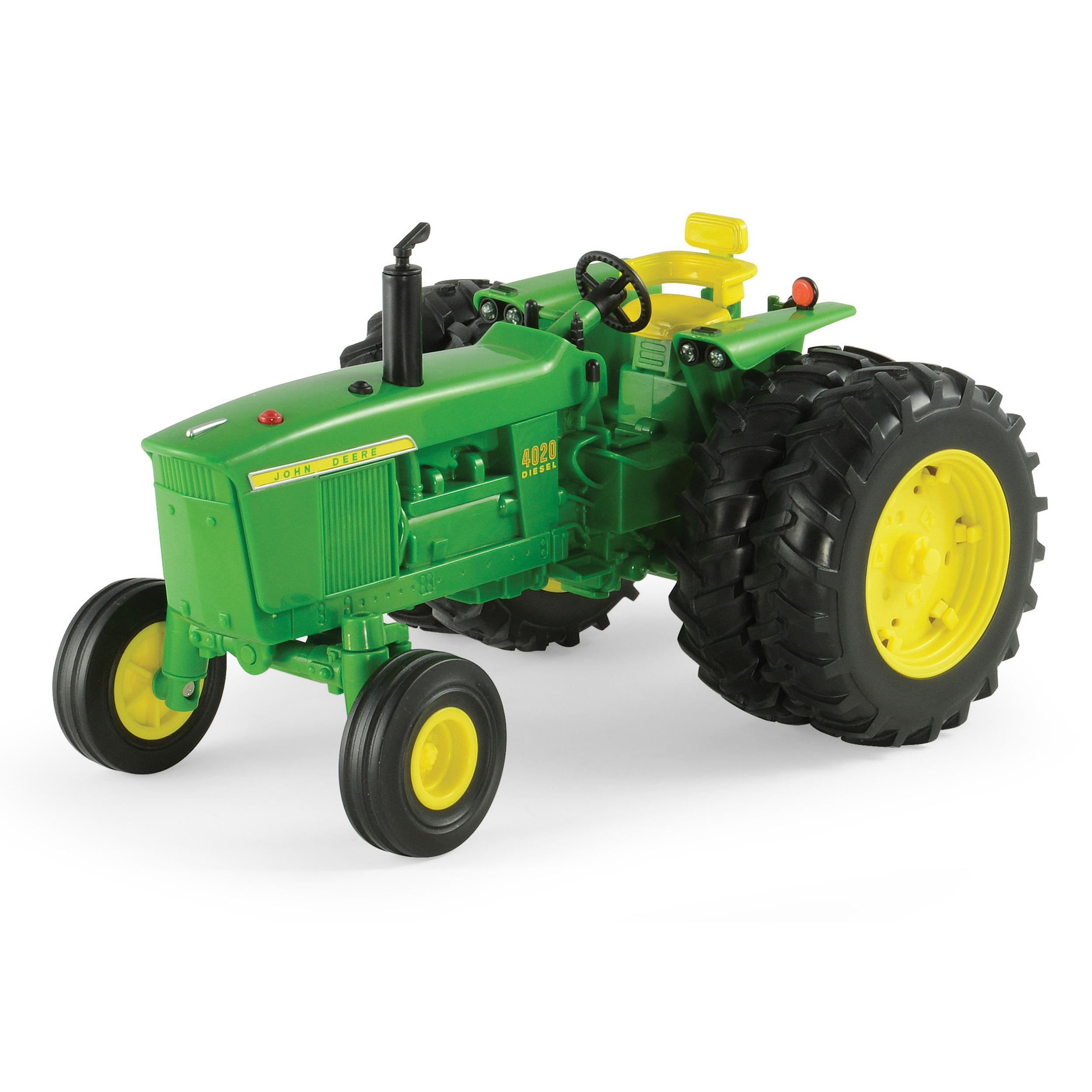 Deere Kids John Deere Big Farm 1:16 John Deere 4020 Wide Front Tractor ...