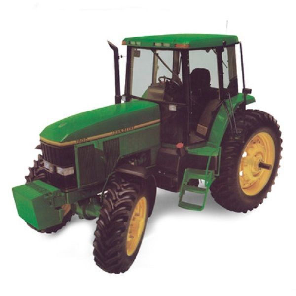 John Deere 1/16 Scale 7800 Precision Elite Series Tractor with MFWD ...