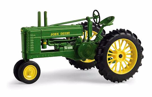 45506 - ERTL John Deere Early Styled B Tractor