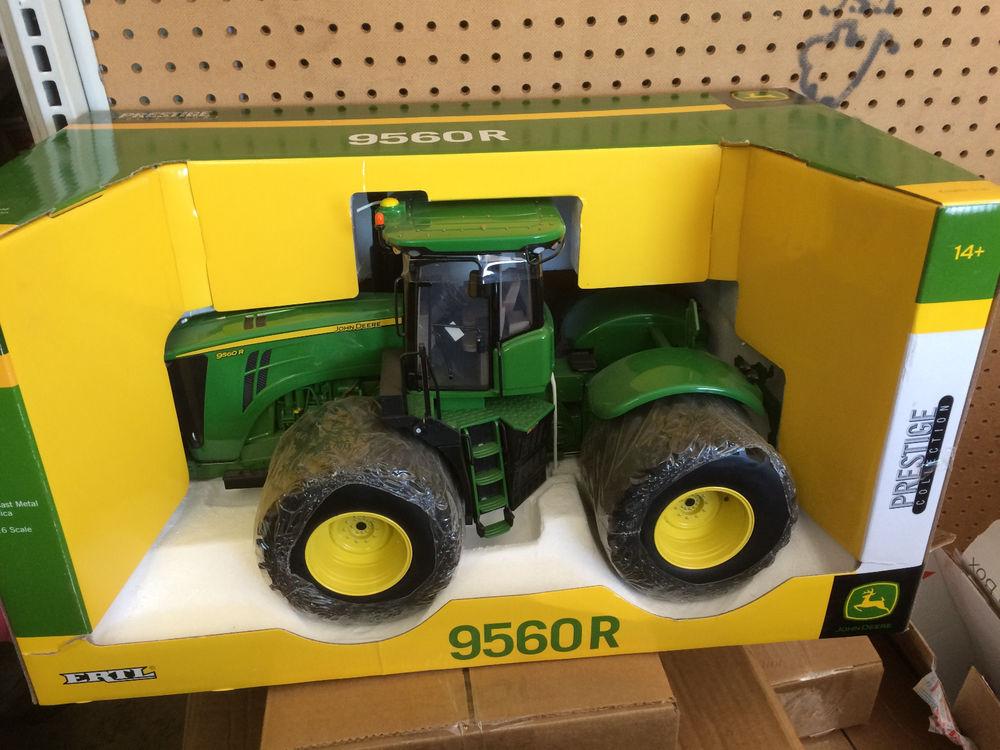 ERTL 1:16 JOHN DEERE 9560R 4WD Tractor PRESTIGE   eBay