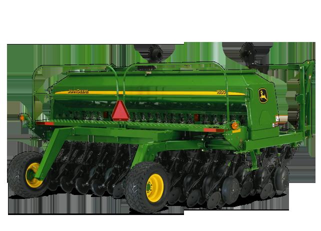 Conventional-till, mulch-till and no-till seeding and fertilising